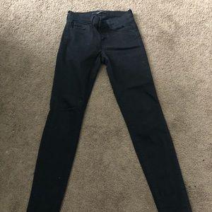 Black J Brand Skinny Jeans